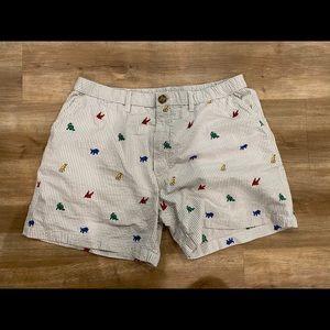 Chubbies Shorts Dino Print